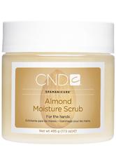 CND Handpeeling Almond Moisture Scrub 495 ml