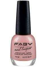 Faby Nagellack Classic Collection My Favourite Rose 15 ml
