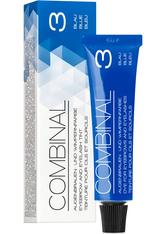 COMBINAL - Combinal Profi-Wimpernfarbe 3 blau 15 ml - AUGENBRAUEN
