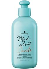 Schwarzkopf Professional Haarpflege Mad About Curls & Waves Mad About Curls Twister Definition Cream 200 ml