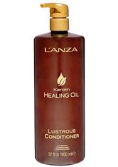 L'ANZA - Lanza Keratin Healing Oil Conditioner 950 ml - CONDITIONER & KUR