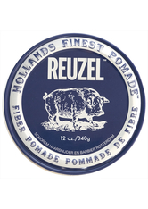 REUZEL - Reuzel Haarpomade »Fiber Pomade«, kräftige Textur & Fülle, 340 g - Haarwachs & Pomade
