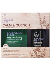 Paul Mitchell Lavender Mint Calm & Quench Kit - Limited Edition