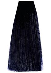 3DeLuxe Professional Hair Color Cream 1.10 blau schwarz 100 ml Haarfarbe