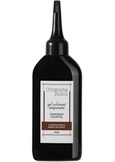 CHRISTOPHE ROBIN - Christophe Robin Temporary Color Gel Temporary coloring gel Dark Chestnut 100 ml Tönung - HAARFARBE