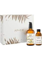 APOEM - Apoem Produkte Geschenkset Restore Pack - Restore Serum + Detox Face Scrub Geschenkset 1.0 st - Pflegesets