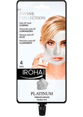 Iroha Pflege Gesichtspflege Divine Collection Glowing Peel-Off Cream Mask 25 ml