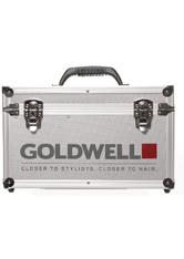 GOLDWELL - Goldwell Alu-Werkzeugkoffer mit dem Goldwelllogo - KOSMETIKTASCHEN & KOFFER