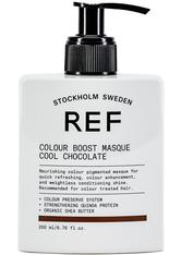 REF. - REF. Color Boost Masque Cool Chocolate 200 ml - HAARMASKEN