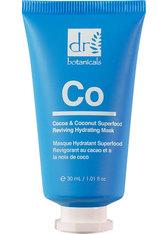 Dr Botanicals Produkte Kakao und Kokosnuss Superfood belebende Feuchtigkeitsmaske Maske 30.0 ml