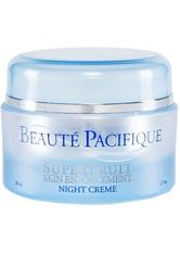 Beauté Pacifique Gesichtspflege Nachtpflege Super Fruit Skin Enforcement Night Creme 50 ml