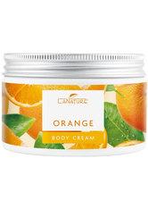 LaNature Körpercreme Orange 250 ml