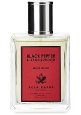 Acca Kappa Black Pepper & Sandalwood EdP 50 ml