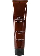 John Masters Organics Scalp Exfoliating Scrub Sugar Cane & Tea Tree Oil Körperpeeling 142 g