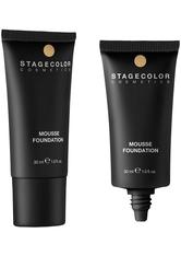 Stagecolor Mousse Foundation 30 ml Dark Beige 733 Flüssige Foundation