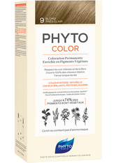 Phyto Phytocolor 9 Sehr Helles Blond Pflanzliche Haarcoloration
