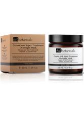 DR. BOTANICALS - Dr. Botanicals Coco Noir Super Treatment Overnight Mask 50 ml - SLEEP MASKS