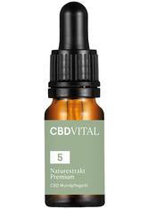 CBD VITAL Naturextrakt Premium 5% Mundziehöl 10 ml