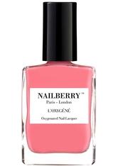 Nailberry Nägel Nagellack L'Oxygéné Oxygenated Nail Lacquer Bubblegum 15 ml