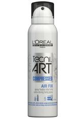 L'ORÉAL PARIS - L'Oréal Professionnel tecni.art fix air fix Compressed Haarspray 125 ml - LEAVE-IN PFLEGE