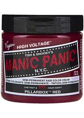 MANIC PANIC - Manic Panic HVC Pillarbox Red 118 ml - HAARTÖNUNG