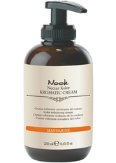 NOOK - Nook Nectar Kolor Kromatic Cream Mandarine 250 ml - HAARMASKEN