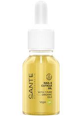Sante Nägel Nail & Cuticle Oil Nagellackentferner 15.0 ml