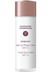 Hildegard Braukmann Exquisit Make-up Pflege Creme SPF 15 Getönte Gesichtscreme 50 ml No_Color