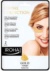 Iroha Pflege Gesichtspflege Divine Collection Extra Firmness Eyes Patches 12 ml