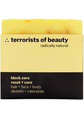 Terrorists Of Beauty Produkte Block Reset + Cure Haarshampoo 100.0 g