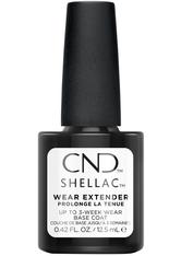 CND - CND Shellac Wear Extender Base Coat 12,5 ml - Gel & Striplack