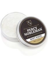 Percy Nobleman Gentlemans Hair Styling Matt Paste Haarwachs 100 ml