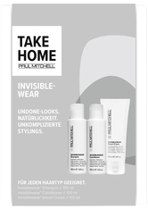 Aktion - Paul Mitchell Invisiblewear Take Home Kit 2021 Haarpflegeset