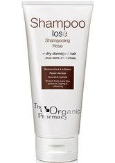 The Organic Pharmacy Rose Conditioning Shampoo 200 ml