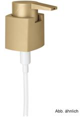 Wella SP System Professional Dosierpumpe LuxeOil Conditioning Creme Weiss-Gold 1000 ml Dosierkopf