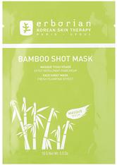 ERBORIAN Produkte Bamboo Shot Mask Tuchmaske 15.0 g