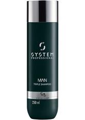System Professional LipidCode M1 Man Triple Shampoo 250 ml