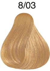 Wella Professionals Color Fresh 8/03 Hellblond Natur-Gold Professionelle Haartönung 75 ml