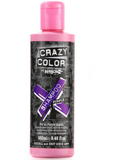 Crazy Color Tönungsshampoo Purple 250 ml