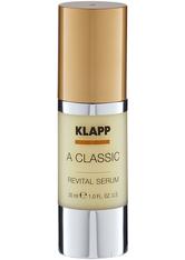 Klapp A Classic Revital Serum 30 ml Gesichtsserum