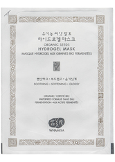 WHAMISA Produkte Seeds Hydrogel Facial Mask 33g Anti-Aging Pflege 33.0 g