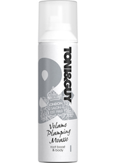 TONI&GUY - TONI&GUY Volume Plumping Mousse root boost & body 222 ml - HAARSCHAUM