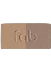 FAB BROWS - Fab Brows Duo Kit light & medium - AUGENBRAUEN