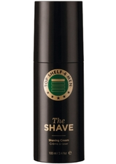 TOP SHELF 4 MEN - TOPSHELF 4 MEN The Shave 100 ml - Rasierschaum & Creme