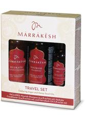 MARRAKESH - Aktion - Marrakesh Travel Set Classic 3 x 30 ml - Haarpflegesets