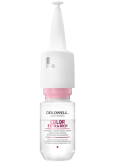 GOLDWELL - Goldwell Dualsenses Color Extra Rich Intensive Conditioning Serum Packung mit 12 x 18 ml - Conditioner & Kur