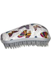 Dessata Mini Anti-Tangle Taschen- Bürste Butterflies Haarbürste