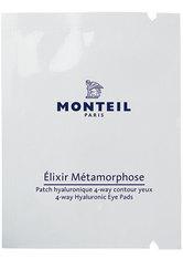 Monteil Gesichtspflege Élixir Métamorphose 4-Way Hyaluronic Eye Pads 6 Stk.