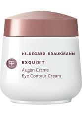 HILDEGARD BRAUKMANN EXQUISIT Augen Balsam Augencreme 30.0 ml
