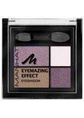 Manhattan Eyemazing Effect Eyeshadow 60M-Fancy Nudes 5 g Lidschatten Palette